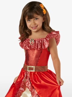 Elena d'Avalor Version Prestige - Déguisement Enfant