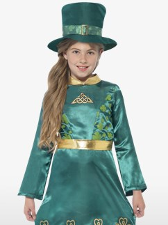 Lutin Fille - Déguisement Enfant Fancy Dress
