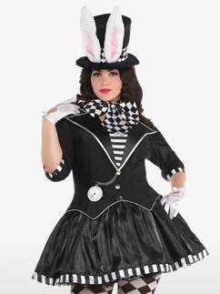 Chapelier Fou Obscur - Déguisement Adulte Grande Taille Fancy Dress