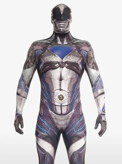 Combinaison Morphsuit (Seconde Peau) Power Rangers Noir
