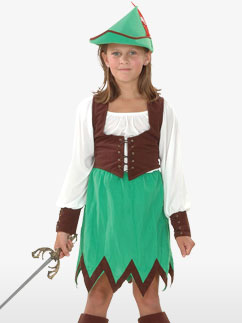 Robin des Bois - Costume enfant Fancy Dress