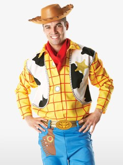 Woody - Déguisement Adulte  Fancy Dress