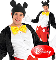 Mickey - Costume adulte