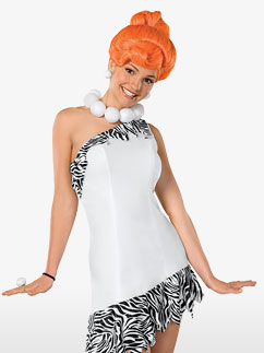 Wilma Pierrafeu Version Prestige - Déguisement Adulte Fancy Dress