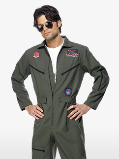 Aviateur Top Gun