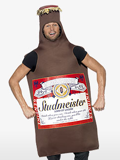 Bière Studmeister - Costume adulte Fancy Dress