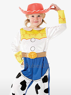 Jessie Version Prestige - Déguisement Enfant Fancy Dress