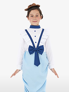Bourgeoise Victorienne - Costume Enfant Fancy Dress