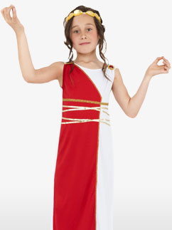 Costume grec fille - Costume enfant Fancy Dress