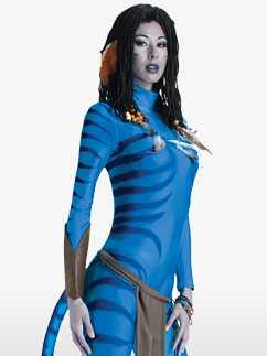 Neytiri de Avatar - Déguisement Adulte  Fancy Dress