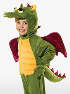 Dragon - Déguisement Enfant Fancy Dress
