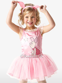 Robe de Ballerine de Porcinet - Costume Enfant Fancy Dress