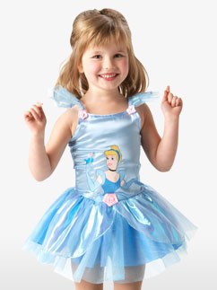 Robe de Ballerine de Cendrillon - Déguisement Bébé Fancy Dress