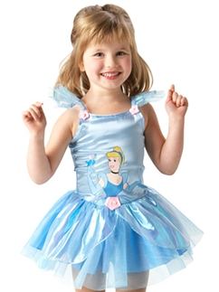 Robe de Ballerine de Cendrillon - Déguisement Tout-Petit  Fancy Dress
