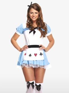 Alice - Déguisement Adulte  Fancy Dress
