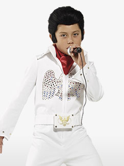 Elvis - Costume enfant Fancy Dress