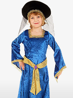Mary Tudor - Déguisement Enfant Fancy Dress