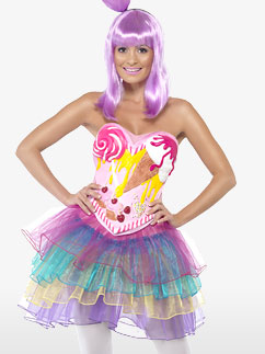 Reine Candy - Costume adulte Fancy Dress