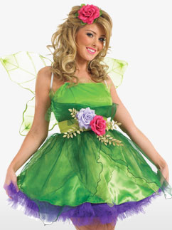 Nymphe de Jardin - Costume Adulte