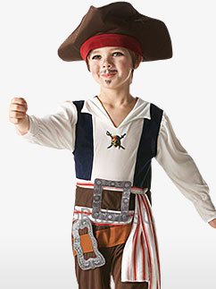 Jack Sparrow - Costume Enfant
