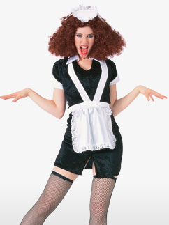 Magenta du Rocky Horror - Déguisement Adulte Fancy Dress