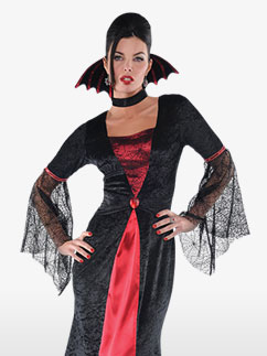Comtesse Vampiretta - Déguisement Adulte Fancy Dress