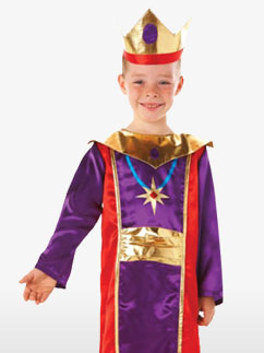 Roi - Déguisement Enfant Fancy Dress