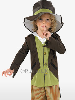 Gosse Pick-Pocket Victorien - Costume Enfant Fancy Dress