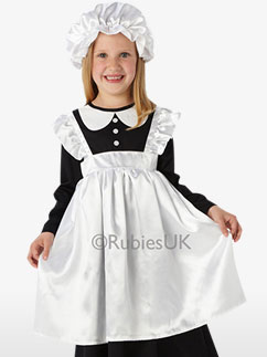 Servante Victorienne - Costume Enfant Fancy Dress