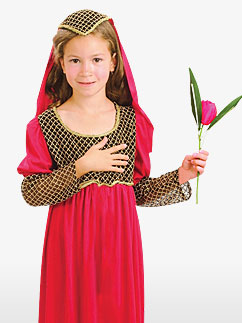 Costume Juliette - Enfant Fancy Dress