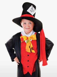 Chapelier Fou - Déguisement Enfant Fancy Dress