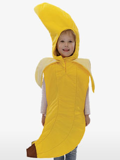 Banane - Déguisement Enfant  Fancy Dress