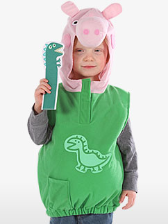 George Pig - Déguisement Enfant  Fancy Dress
