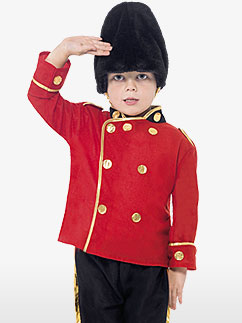 Garde Royal Britannique - Déguisement Enfant Fancy Dress