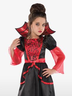 Reine Vampire - Déguisement Enfant Fancy Dress
