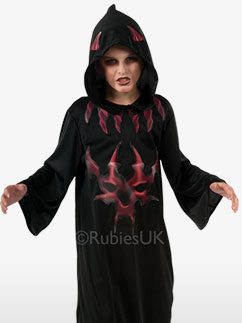 Robe de Diable - Déguisement Enfant Fancy Dress