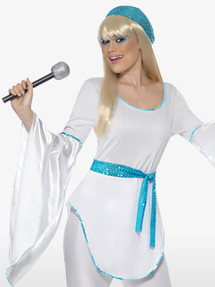 Super Trouper - Déguisement Adulte Fancy Dress
