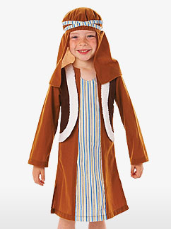 Berger - Déguisement Enfant Fancy Dress