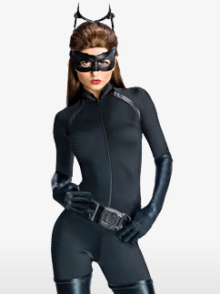 Catwoman - Déguisement Adulte Fancy Dress