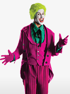 Joker Version Collector - Déguisement Adulte  Fancy Dress