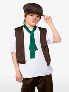 Costume Garçon Victorien - Enfant Fancy Dress