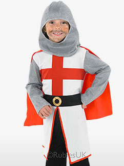 Chevalier Saint Georges - Déguisement Enfant  Fancy Dress