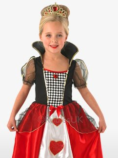 Reine de Coeur - Déguisement Enfant  Fancy Dress
