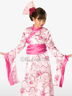 Princesse asiatique - Costume enfant Fancy Dress