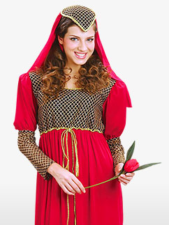 Costume Juliette - Adulte Fancy Dress