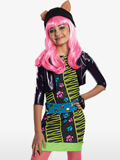 Howleen de Monster High - Déguisement Enfant Fancy Dress