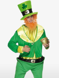 Lutin de la Saint Patrick - Déguisement Adulte Fancy Dress
