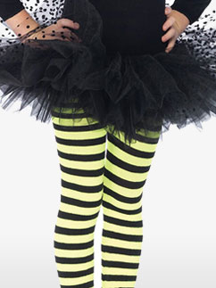 Tutu Noir à Pois Prestige - Déguisement Enfant Fancy Dress