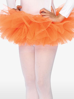 Tutu Orange Prestige - Déguisement Enfant Fancy Dress
