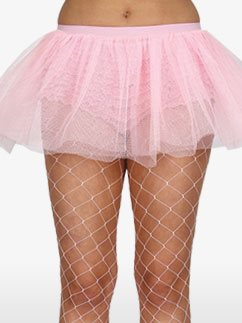 Tutu Rose Bébé - Déguisement Adulte  Fancy Dress